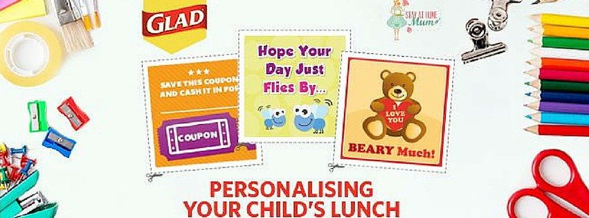 Personalising your Child's Lunch
