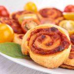 Caramelised Onion Pinwheels | Stay at Home Mum
