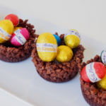 Choc Crackle Easter Nests feature   Stay at Home Mum.com.au