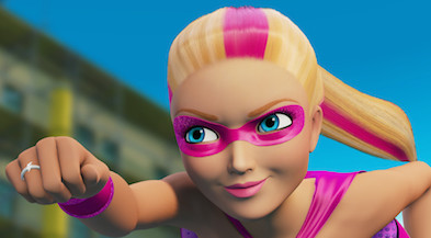 Soar to New Heights With Barbie in Princess Power!