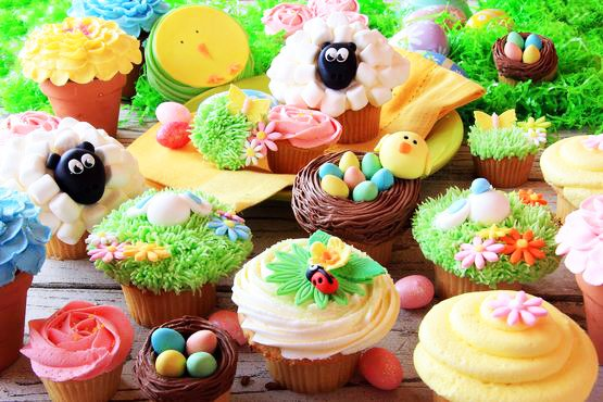 Easter Cupcakes Stay At Home Mum