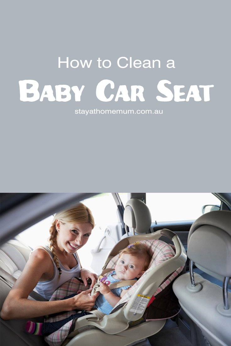 how to clean a baby car seat stay at home mum. Black Bedroom Furniture Sets. Home Design Ideas