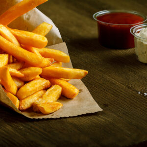 How to Make Hot Chips from Scratch in the Air Fryer