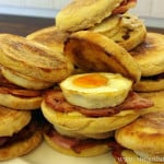 Bulk Bacon and Egg Muffins | Stay at Home Mum.com.au
