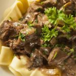 Easy Beef Stroganoff   Stay at Home Mum