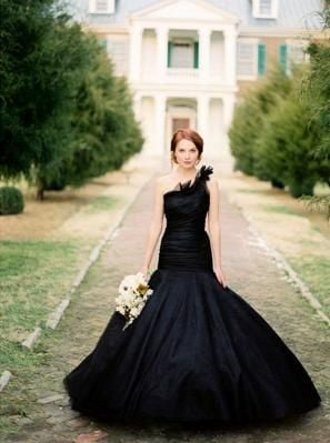 Black Wedding Dresses | Stay At Home Mum