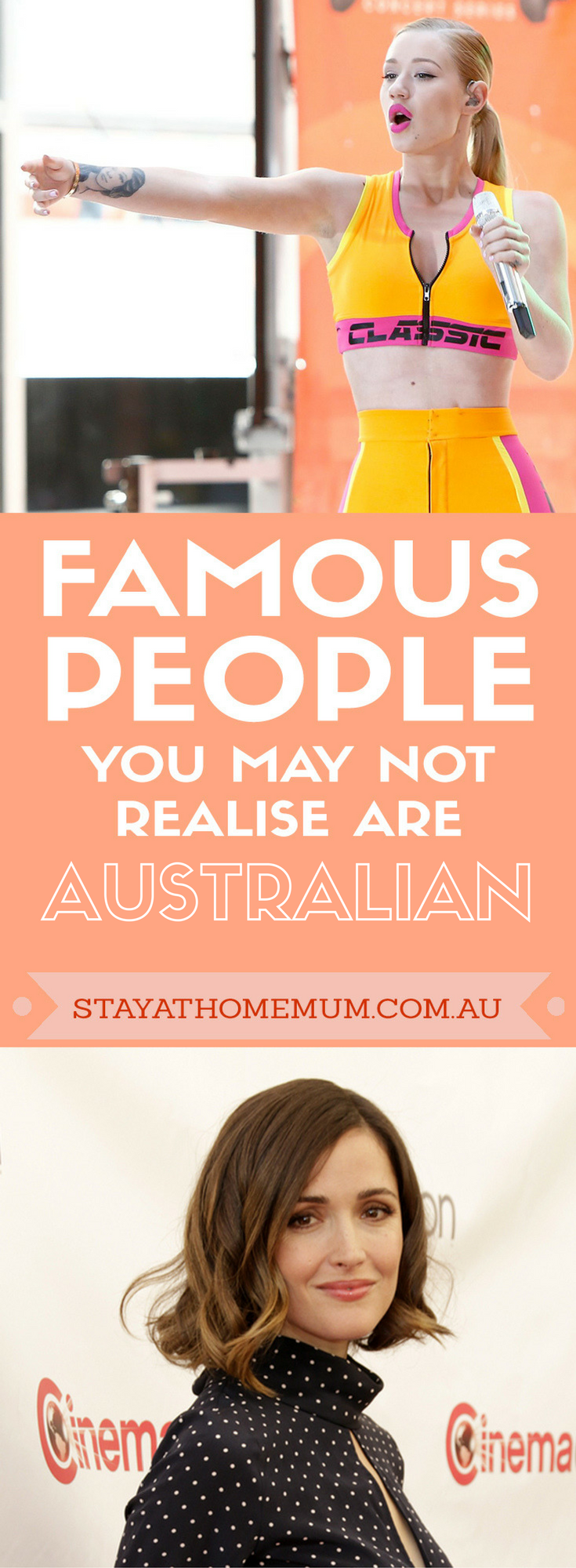 famous people you may not realise are australian stay at home mum. Black Bedroom Furniture Sets. Home Design Ideas