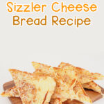 Sizzler Cheese Bread Recipe | Stay at Home Mum.com.au