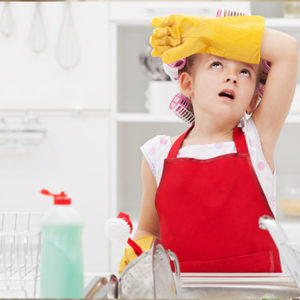 35+ Age-Appropriate Chores for Kids
