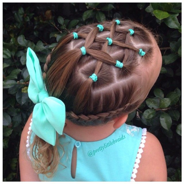 Hairstyles For Little Girls Stay At Home Mum