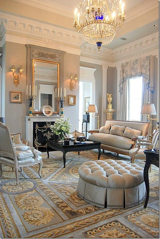 Luxurious Living Room: 12 Luxury Living Rooms To Drool Over