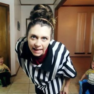 WATCH: She's Just A Mum And She's So Tired…..
