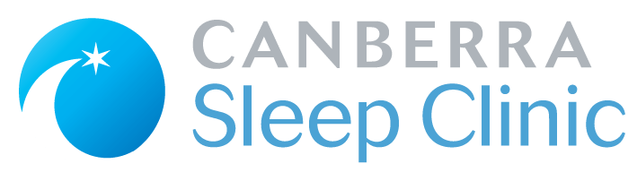 Canberra Sleep Clinic Logo Format Two RGB | Stay at Home Mum.com.au