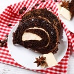 Baileys Chocolate Roll | Stay at Home Mum