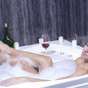 Relaxing Homemade Bath Recipes