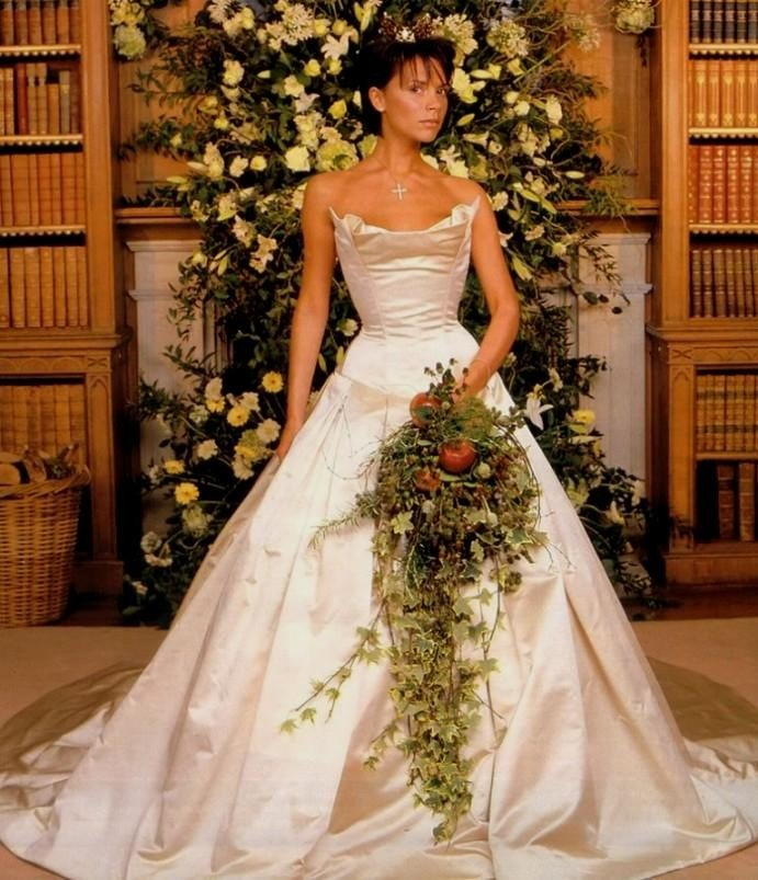Ugliest Celeb Wedding Dress