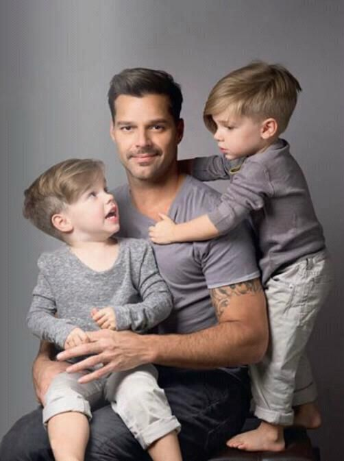 20 Hot Dads With Their Adorable Babies | Stay at Home Mum