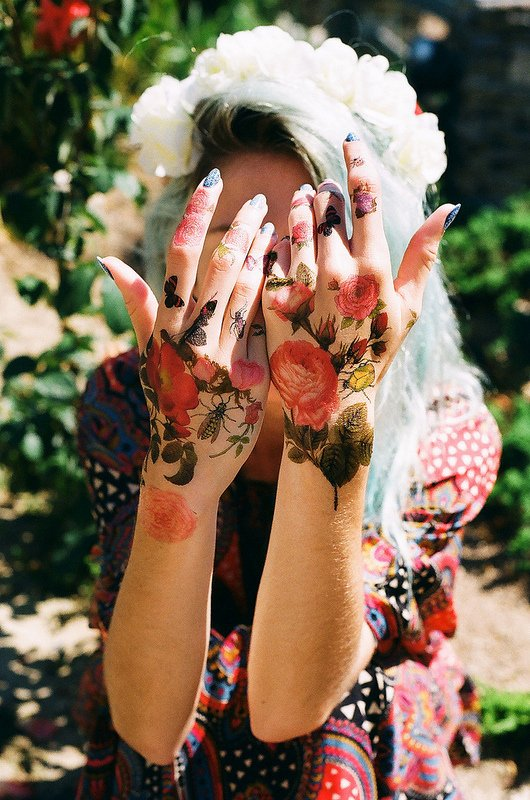 New in Tattoos: Watercolours | Stay At Home Mum