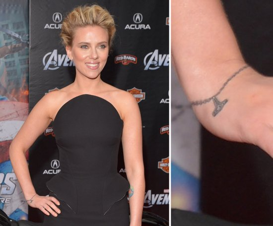 50 Celebrity Tattoos | Stay At Home Mum