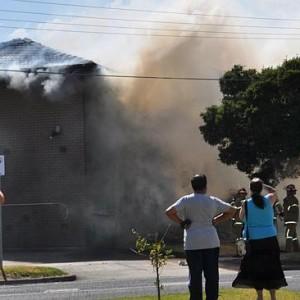 Boy, 3, dies in house fire