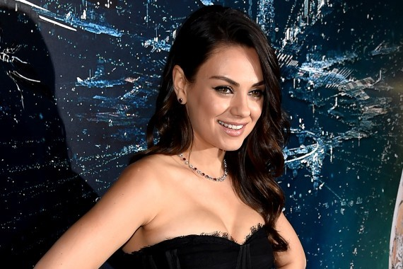 Mila Kunis is a Stay-At-Home Mum