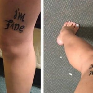 The Tattoo That Went Viral In Minutes