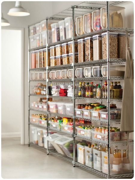 Organised Pantries | Stay At Home Mum