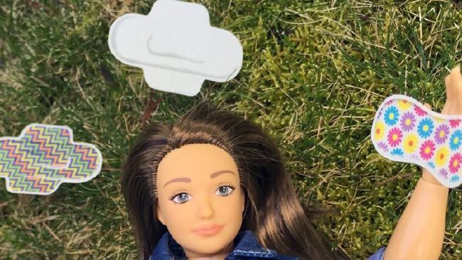 Period Barbie | Stay At Home Mum