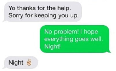 Wrong Number Ends in Right Choice for this Dad
