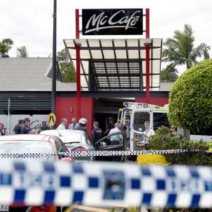 Woman shot dead by man at Gold Coast McDonald's