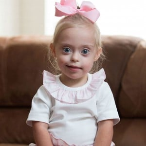 Down Syndrome Girl Defies Stereotype