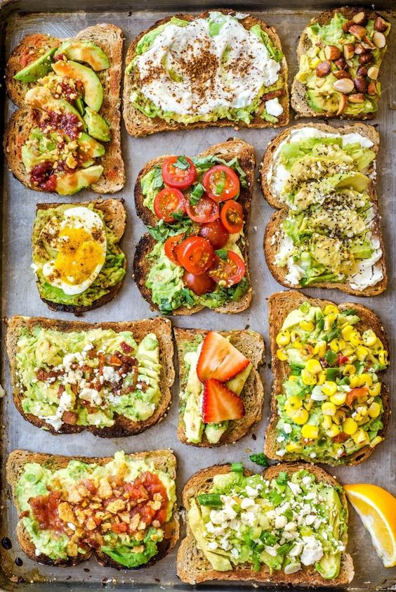 14 Super Healthy Breakfast Ideas