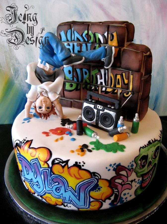 25 Amazing Cakes For Teenage Boys