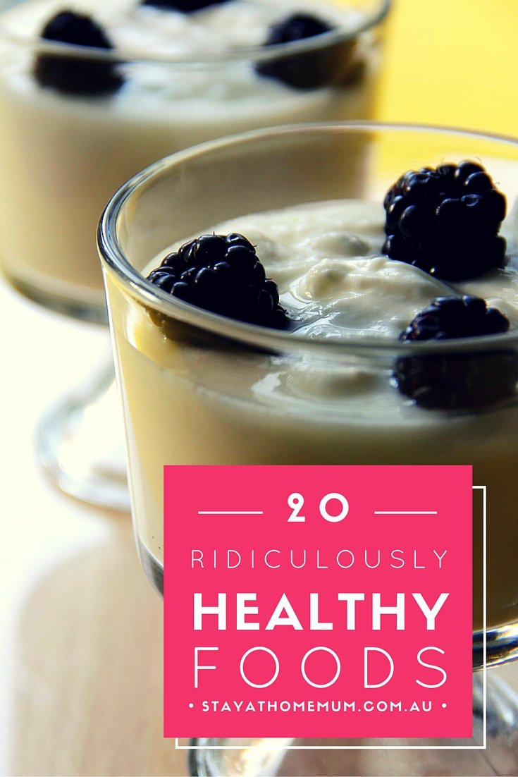 20 Ridiculously Healthy Foods To Include in Your Grocery Shop   Stay at Home Mum
