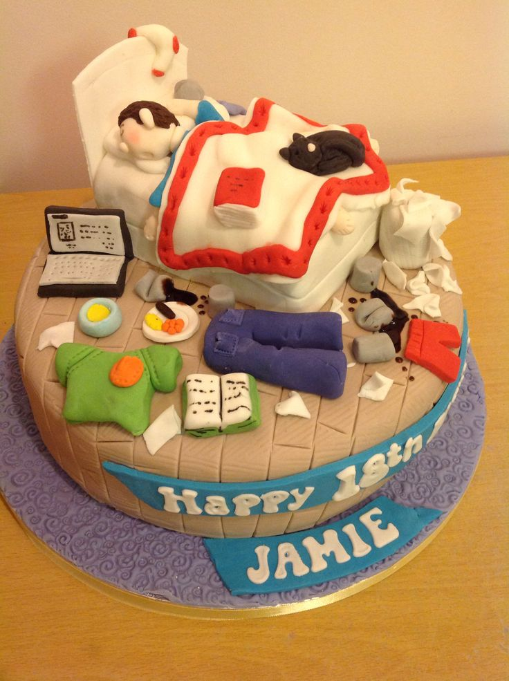 25 Amazing Cakes for Teenage Boys Stay at Home Mum