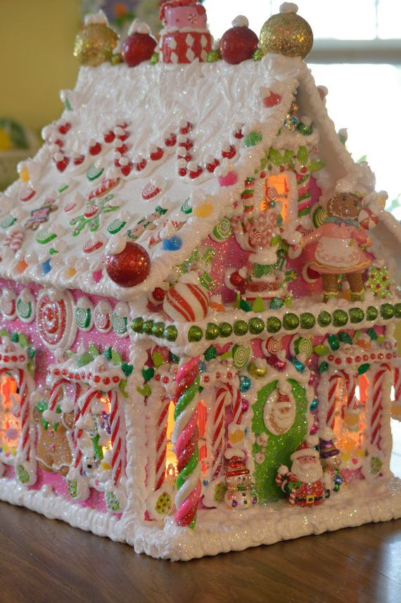 stay at home mum - Gingerbread Christmas Decorations Beautiful To Look