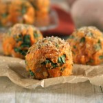 Sweet Potato and Kale Balls | Stay At Home Mum