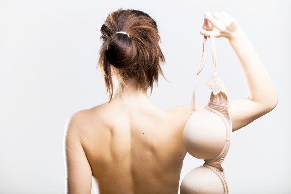 Science Proves That Wearing A Bra Is A Waste Of Time