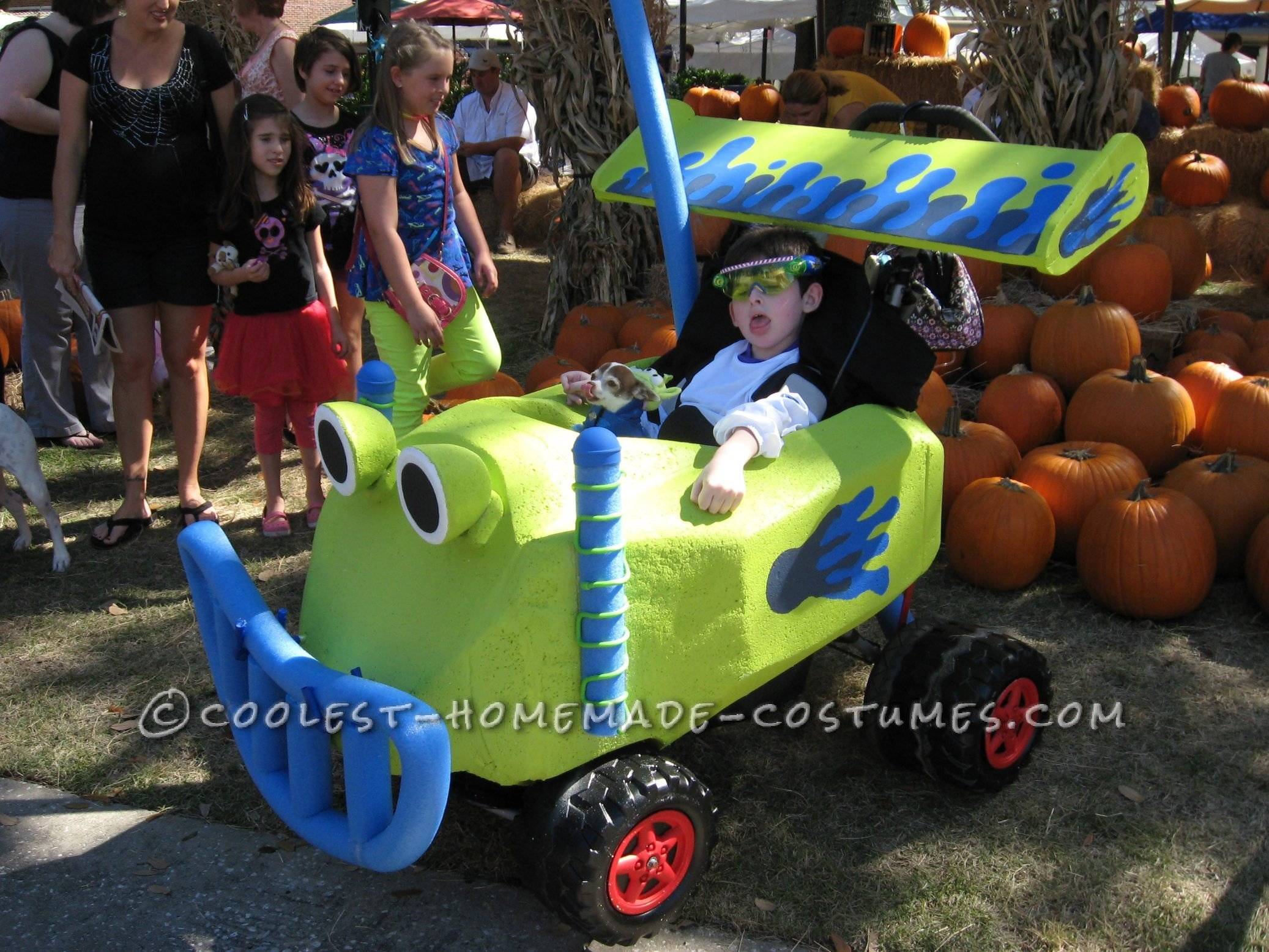 25 Epic Halloween Costume Ideas For People In Wheelchairs | Stay At Home Mum