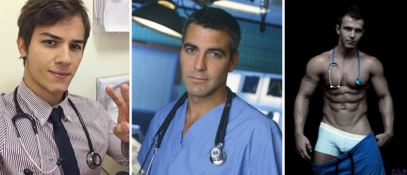 20 Hot Male Doctors Who Will Make You Want to Get a Check Up