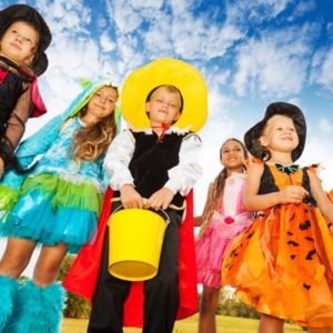 20 Kids And Their Amusing Halloween Costumes