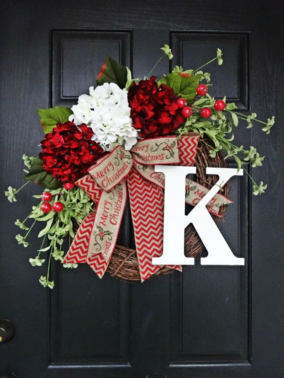 Christmas Wreaths to Drool Over | Stay At Home Mum