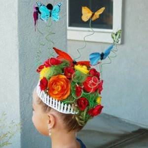 30 Ideas for Crazy Hair Day at School