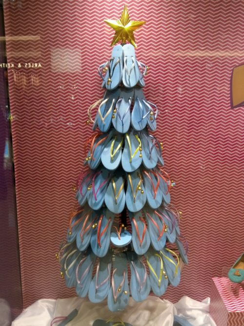 Flip Flop Christmas Tree | Stay At Home Mum