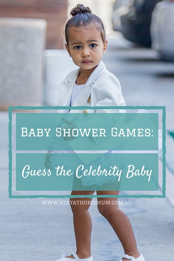 Amazon.com: Baby Shower Games - Guess The Celebrity Baby ...