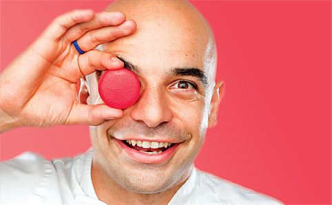 Adriano Zumbo Melts In The Mouth
