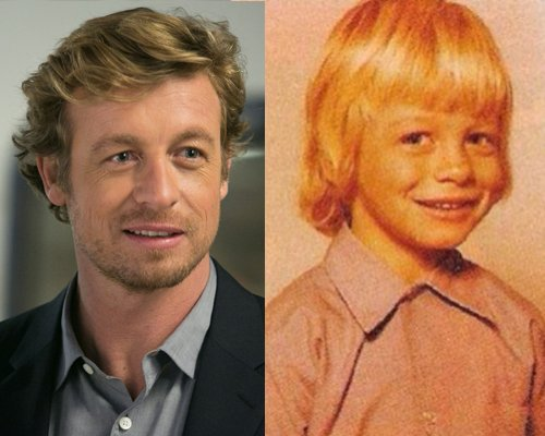 Adorable Photographs of Stars When They Were Young | Stay At Home Mum