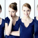 bipolar disorder woman with different emotions | Stay at Home Mum.com.au