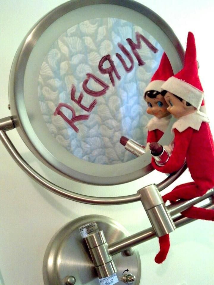 The Very Naughtiest Elf On The Shelf | Stay At Home Mum