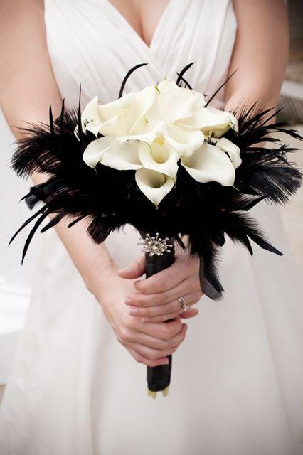 Black and white wedding theme via stylemepretty black and white wedding theme stay at home mum mightylinksfo